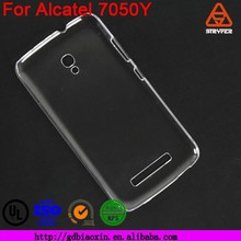 New Arrival Plastic mobile phone back cover for Alcatel 7050Y ,phone case for Alcatel 7050Y