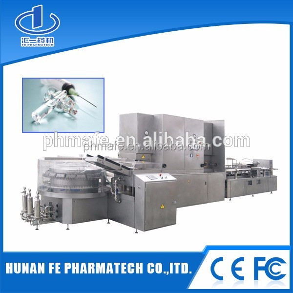 small semi auto liquid filling machine high pressure cleaning equipment