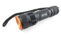 Romisen RC-C8 1xCREE Q5 3-Mode Zooming Lens LED Flashlight (1x18650/3xAAA/2xCR123A)