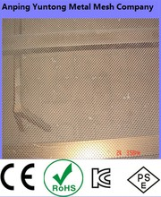 "2015 hot sale factory directly made Mesh weave 1/8""-5/8"" architectural cascade coil cubicle curtain mesh"
