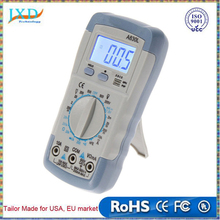 Electronic Measuring Instrument Electrical LCD Digital Multimeter AC DC Voltmeter Ohmmeter Multitester High Quality