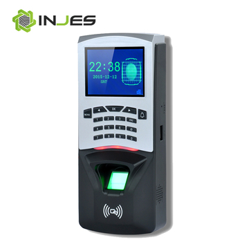 RFID NFC Reader TCP IP SDK For Water Proof Fingerprint Door Access Control