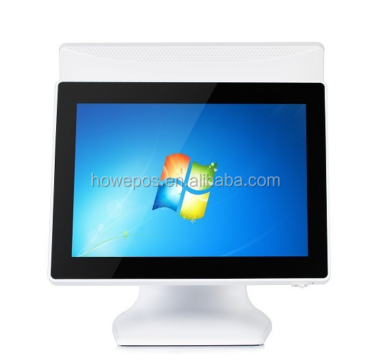 "metal case 15"" touch pos cabinet manufacturer"