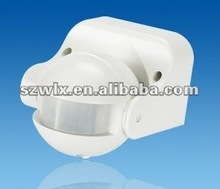 Wall - mount PIR motion sensor switch for lamp