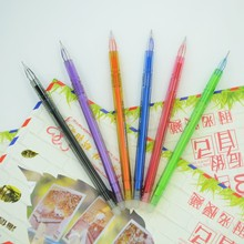 Friction Erasable Ball Pen for Office and School