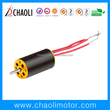 1215 brushless DC motor for medical equipment and navigation models with long service life-chaoli