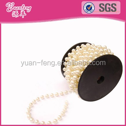 Decoration Plastic Pearls Strands Wholesale