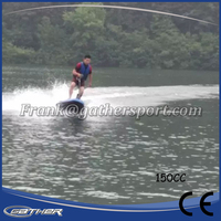 Hot selling good reputation high quality exercise surfboard