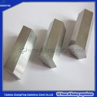 303 304 316L Round Square Hex Flat Angle Channel 316L stainless steel bar/rod Hot