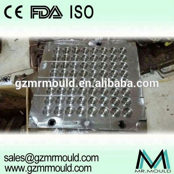 rubber mould components