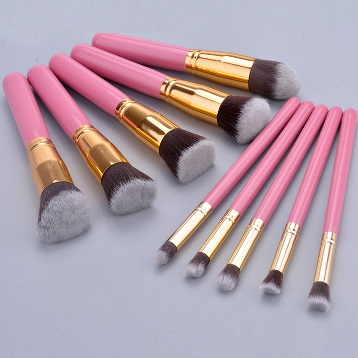 Women Makeup Brush Set blending Shadow Powder foundation Brushes