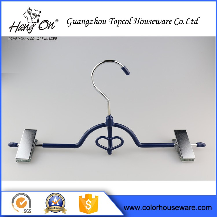Cable Dry Cleaner Wire Hanger , Plastic Coated Wire Hangers