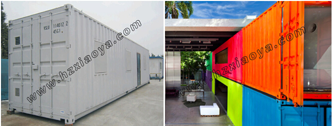 20'ft and 40 ft Shipping Container Office House