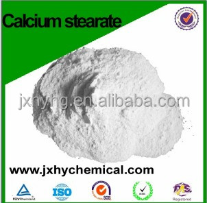 calcium stearate use in pvc agents