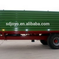 Good Quality Agricultural Grain Transport TractorTrailer