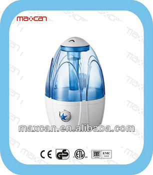 3.7L Blue Ultrasonic Humidifier with Ceramic Filter