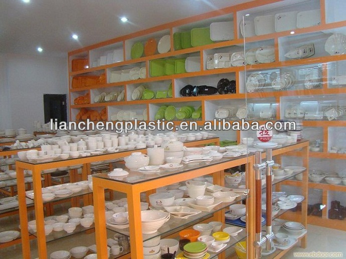 Melamine plate(Food touch safety)