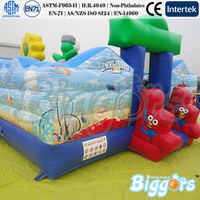 Giant Inflatable Bouncer Jumper Fun City