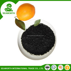 Environmental ascophyllum seaweed fertilizer for the world