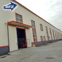 China Light Guage Industrial Structure Steel Buildings