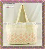 2011 fashion cotton canvas bag