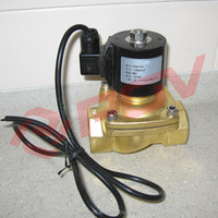 2way normally open 2 inch water solenoid valve