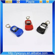 beautiful soft pvc bicycle key ring best quality horse keychains key ring certificated custom color 2 way key finder