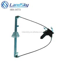 Landsky high quality auto parts window regulator repair kit OEM 34773 WR-IV001