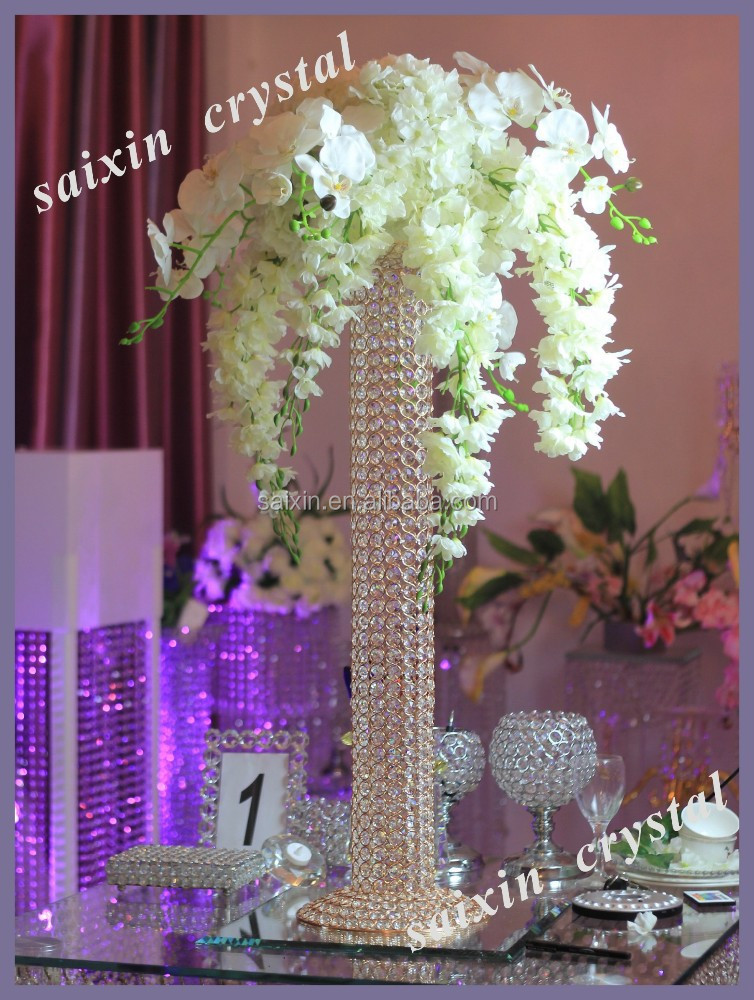 Wedding decoration tall centerpiece vases buy