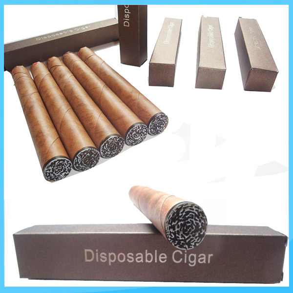 Super vapor cigar e cig 1800 puffs disposable e-cigar