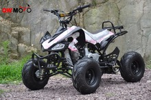 QWMOTO CE PINK 125CC 4 WHEELERS SPORTS QUAD BIKE ATV 125CC ATV FOR CHEAP SALE(QWATV-02)