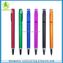 Cheap plastic linc ball point pens for hotel advertisment