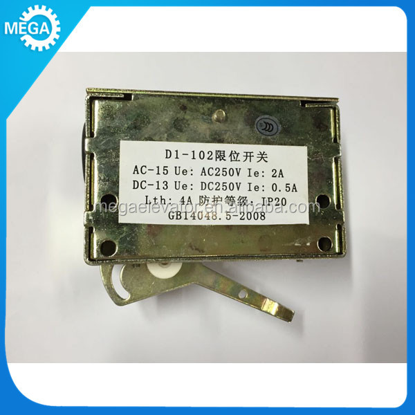 Sigma elevator limited switch D1-102