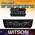 WITSON WINDOWS CAR DVD PLAYER FOR MG6