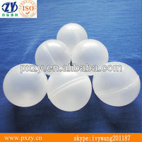 Hollow, pond filter from china,plastic floating balls for water treatment,PP,PE material balls