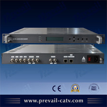 New model IP QAM modulator 4 frequency mux-scrambling ip qam modulator with best service and low price