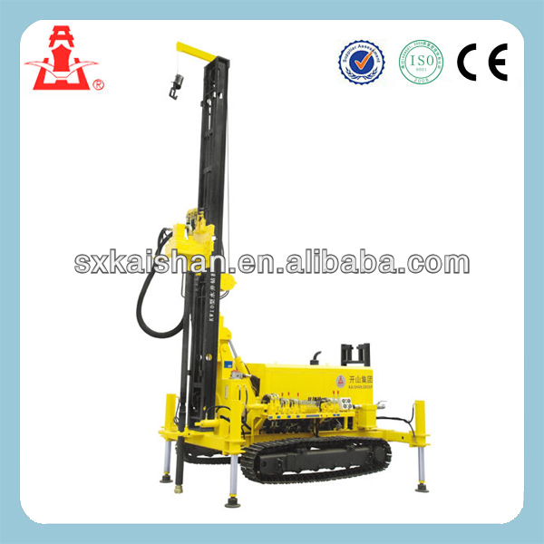 KaiShan KW10 water well drilling equipment /water well drilling rig