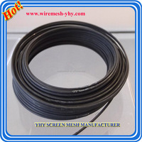 14 gauge black annealed tie wire/ black annealed binding wire for sale