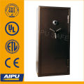 mechanical lock gun safe with UL listed Group 2 Lagard combination lock RGH592818-C with option/safe/gun safe/fireproof gun safe