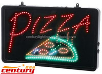 business PIZZA sign
