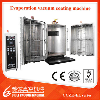 Resistance Thermal Evaporation Coating Machine/Vacuum Thermal Evaporation Metallizer, Thermal Deposition Machine