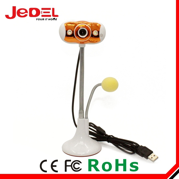 HD zoom lens driver USB 2.0 pc webcam