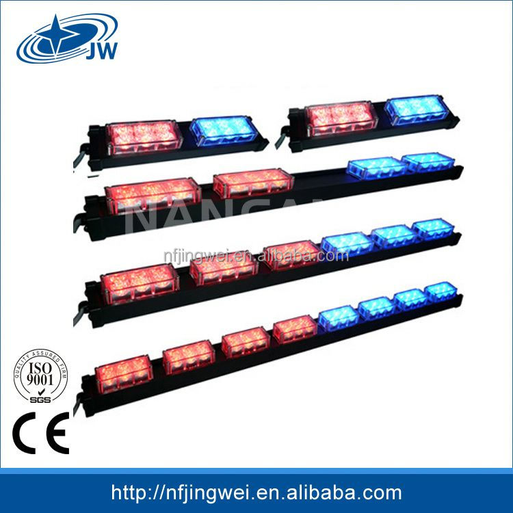 Wholesale LED Amber Emergency Mini Lightbar /Warning Flash LED Mini Light Bars For Cars