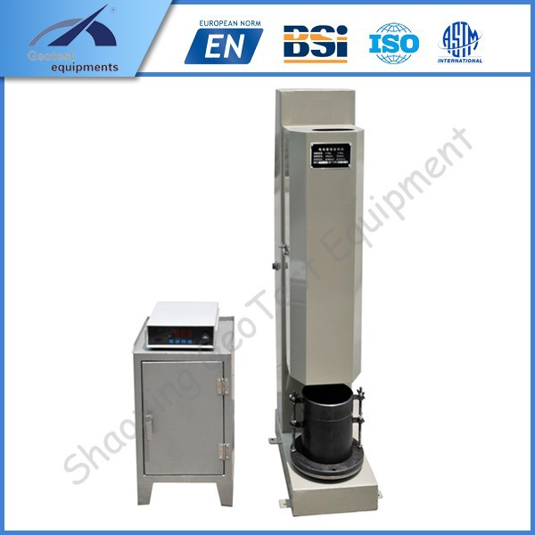 SC-3E Automatic Soil Compactor/soil testing equipment used