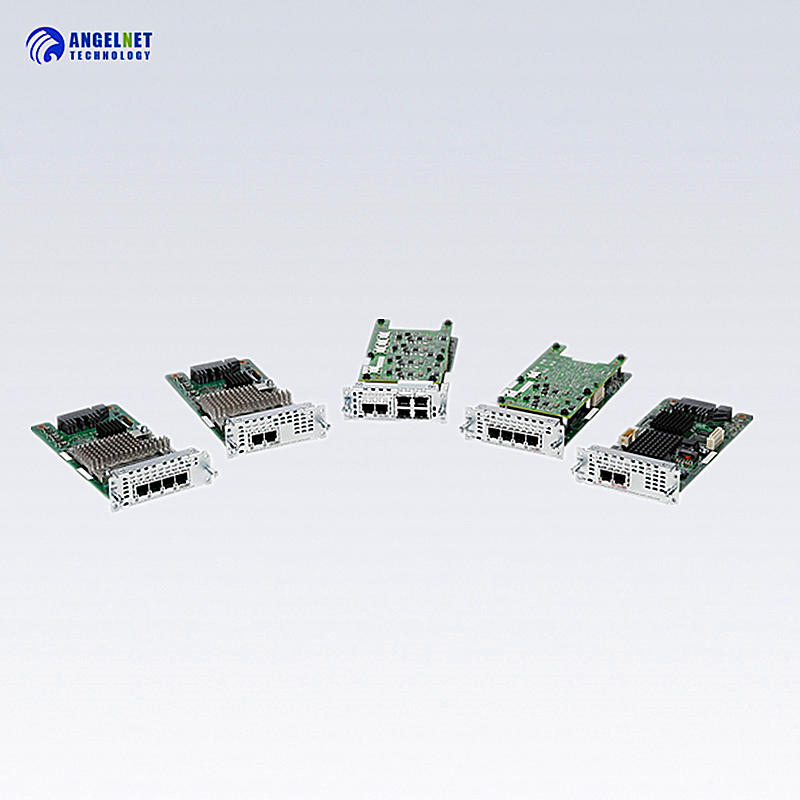 NIM-4BRI-NT/TE Cisco 4-port Network Interface Module
