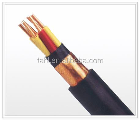 PVC Insulated Underground Steel tape Armoured Power Cables supplier from China