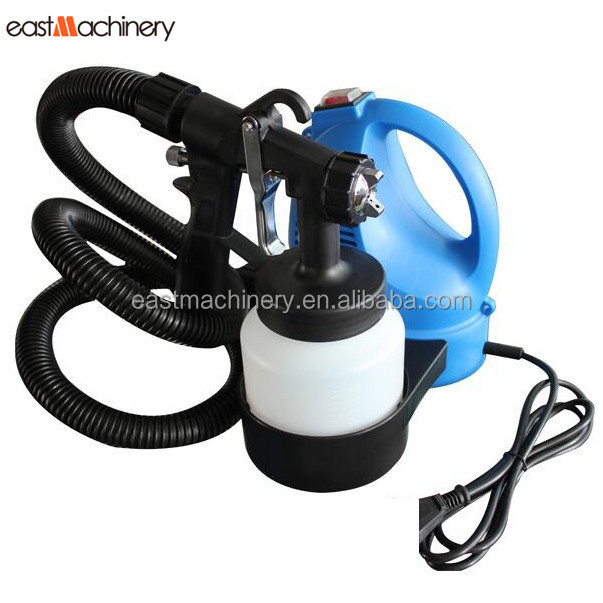Best Price 220V 650W Wall Paint Spray Gun 800ml HVLP Mini Electric Paint Spray Gun