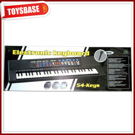 High quality and reasonable price 54 keys electronic organ keyboard