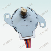 small low cost stepper motor can be equipped with interface or circuits