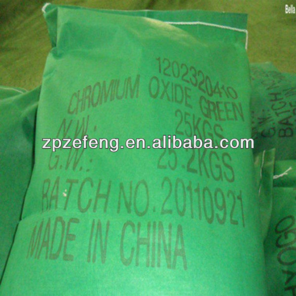 best pigment chrome oxide green / Cr2o3